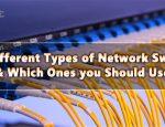 انواع مختلف سوئیچ در شبکه