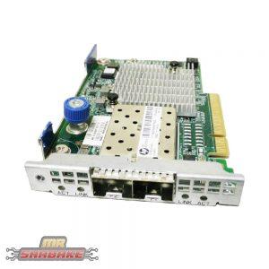 کارت شبکه سرور اچ پی 554FLB 2-Port 647586-B21
