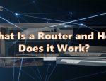 نحوه عملکرد روتر در شبکه